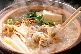 三河鶏鍋コース